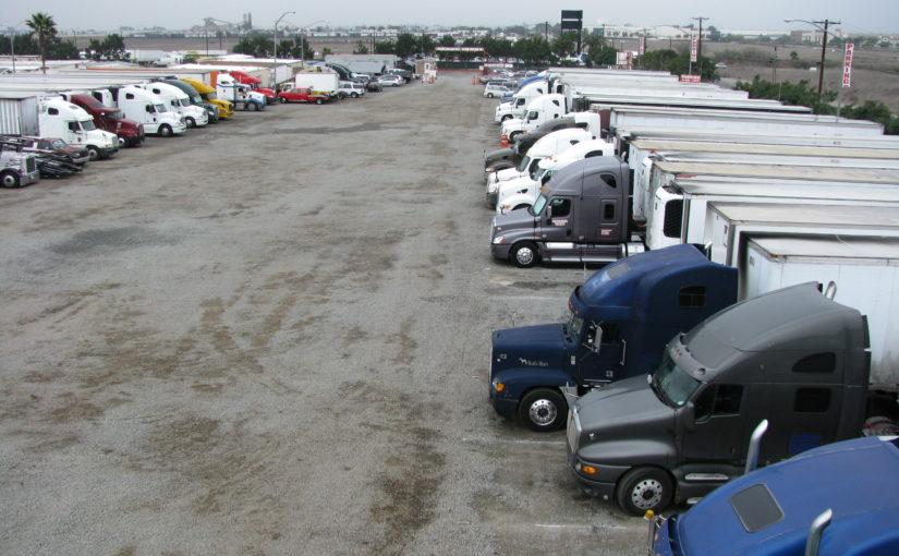 semi-truck-deltatruckparkinginotaymesa-cbxtijuanaairportparkingalternative