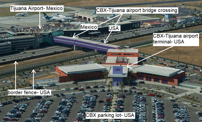 cbxtijuanaairportbridgecrossing-deltatruckparkinginotaymesa