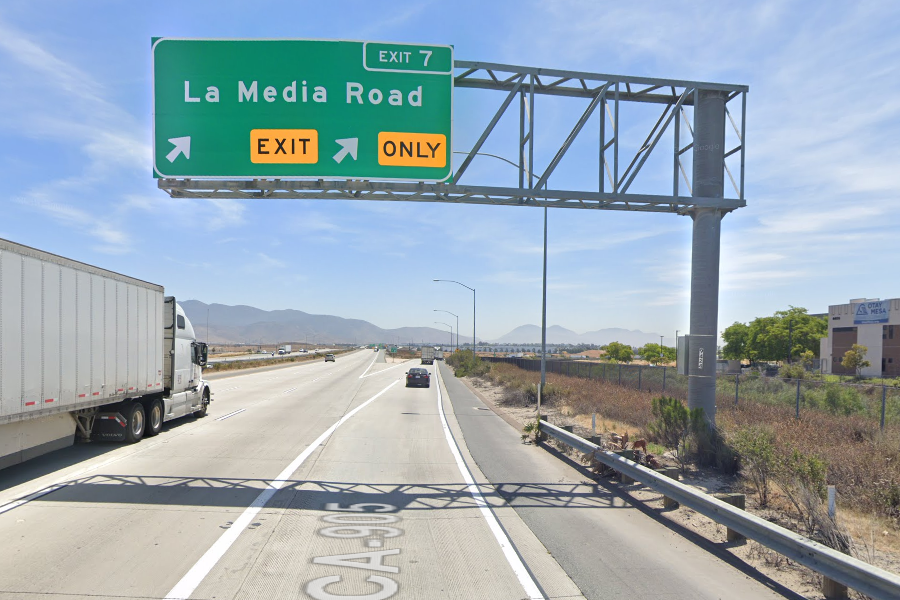 parking in otay mesa at delta truck parking-driving directions-1